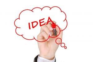 Ideenfindung, Ideen-Management, Ideen, Ideen finden, Braincrossing, Innovation, Innovations Management