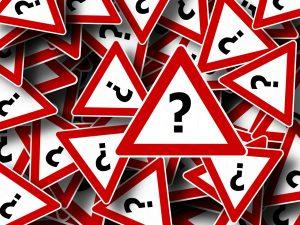 Fragen, Fragen stellen, die richtigen Fragen stellen, Ideen